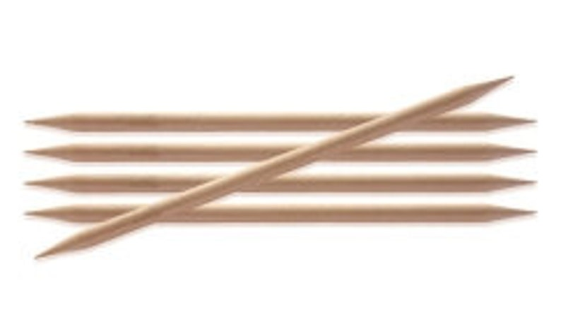 KnitPro Basix Double Pointed Needles 20cm Length image 0