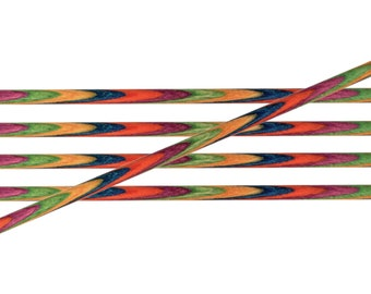 KnitPro Symfonie Wood Double Pointed Needles
