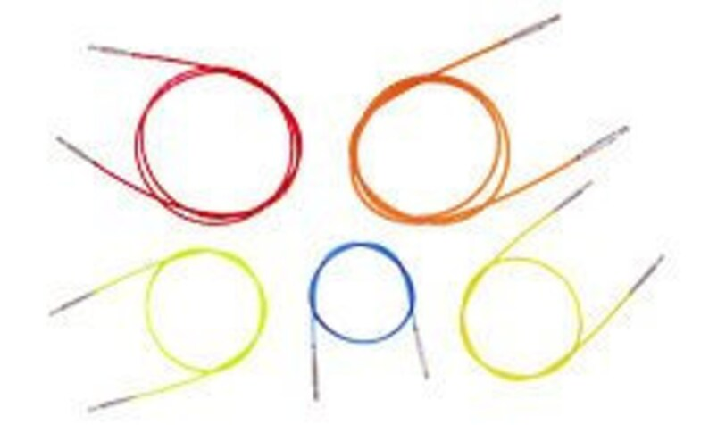 KnitPro Interchangeable Needle Cables image 0
