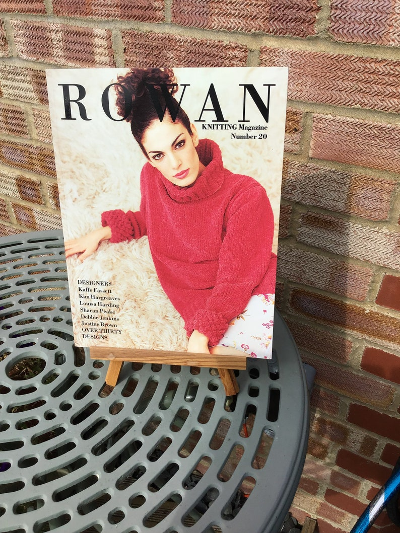 Rowan Knitting Books & Magazines image 0