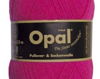 Opal 4 Ply Uni Solid Colours