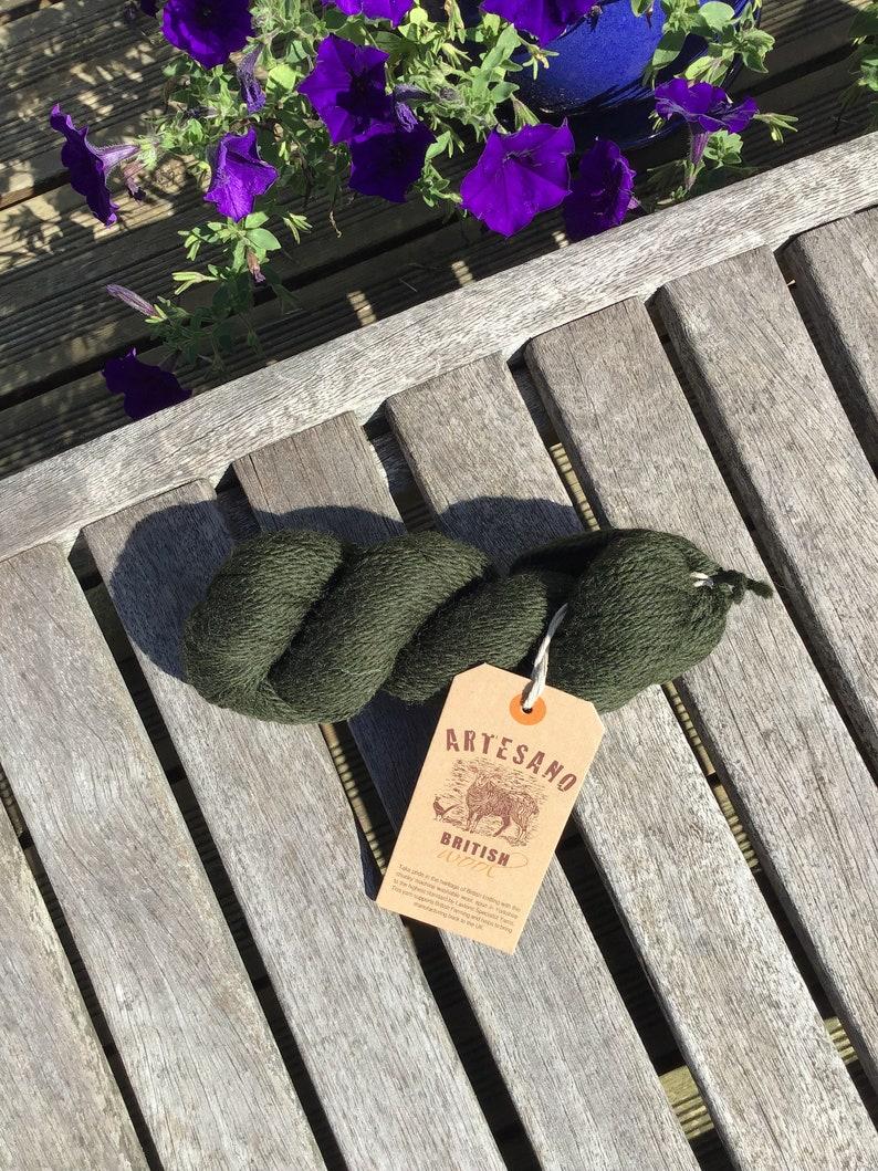 Artesano British Wool Chunky image 0