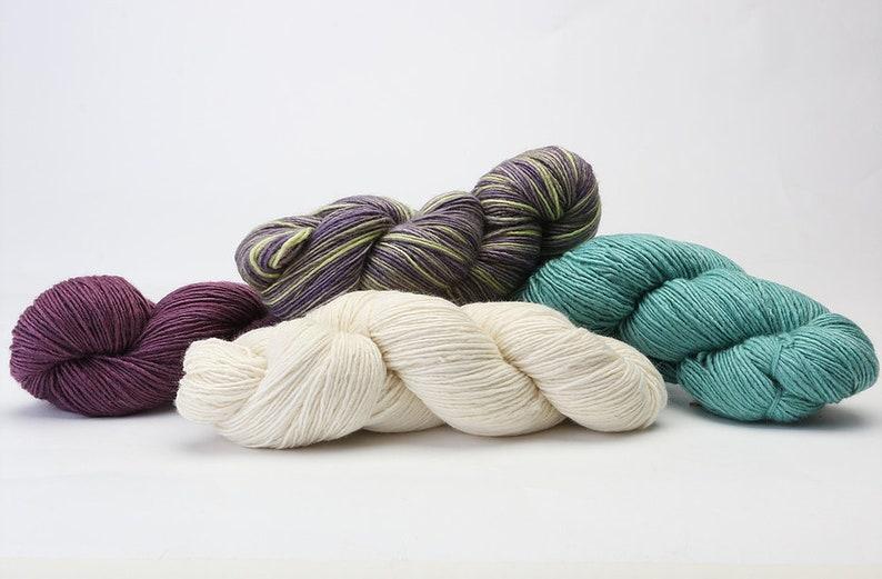 Manos del Uruguay Silk Blend Fino image 0