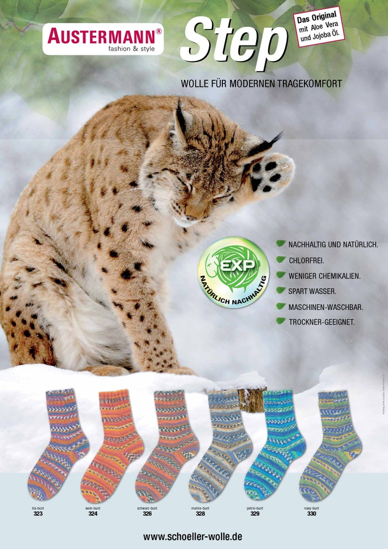 Austermann Step Sock Yarn image 0