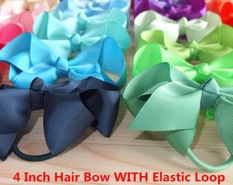Bow ponytail holder  86db5f80f92