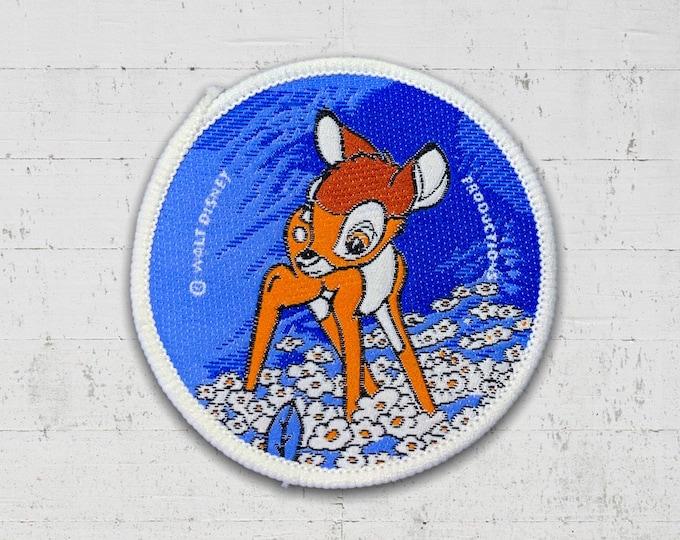Disney Bambi 1990s Patch