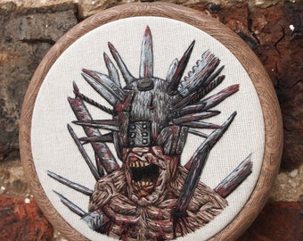 Embroidery by RAD