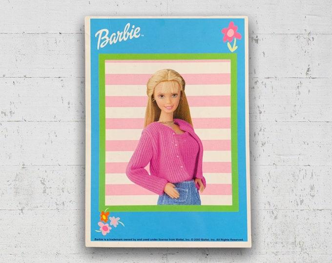 Barbie Y2K Promotional Postcard