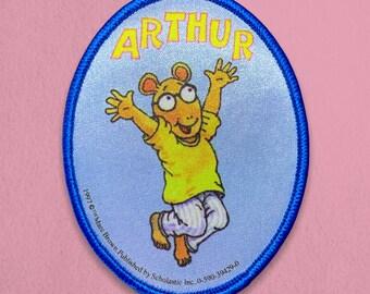 Arthur Vintage Satin Patch - 1997