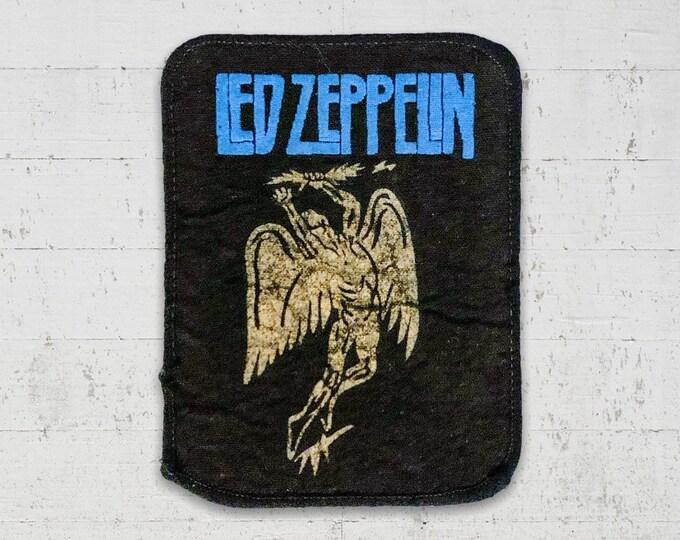 Led Zeppelin 1980s Patch