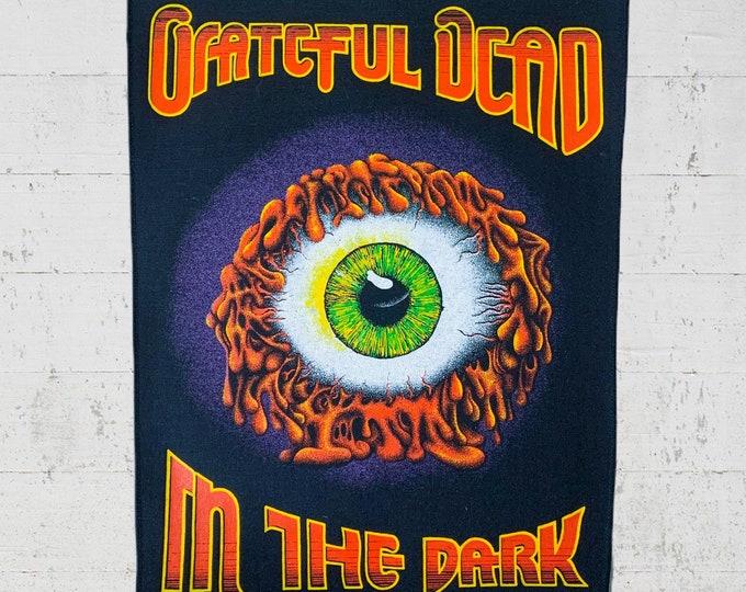 Grateful Dead 1980s Back Patch