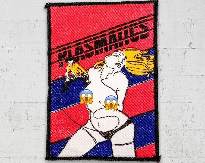 Plasmatics 1980s Patch - MATURE