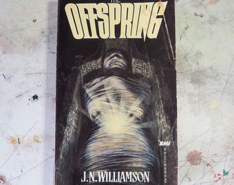 The Offspring by J N Williamson 1984 Paperback Book