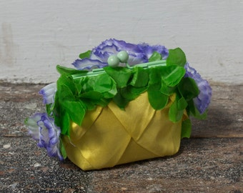 Tropical Pineapple Coin Purse