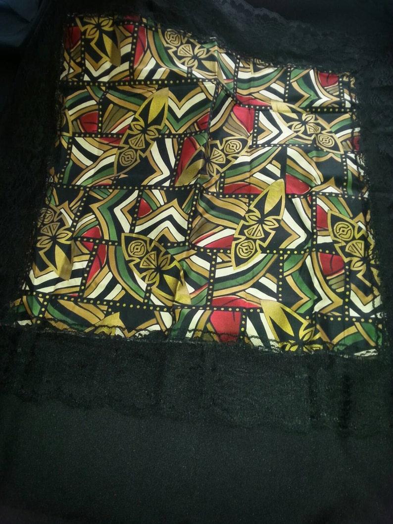 Bantu print Lap Cloth image 0