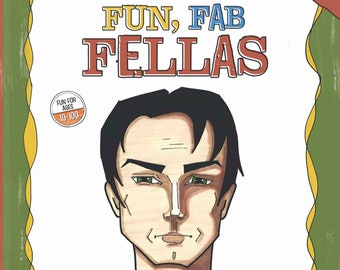 How To Draw Fun, Fab Fellas