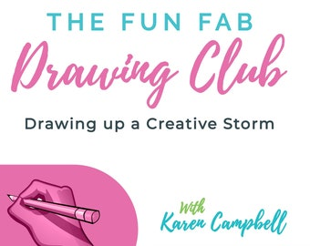 The Official Workbook for the Fun Fab Drawing Club