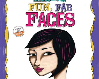 How To Draw MORE Fun, Fab Faces