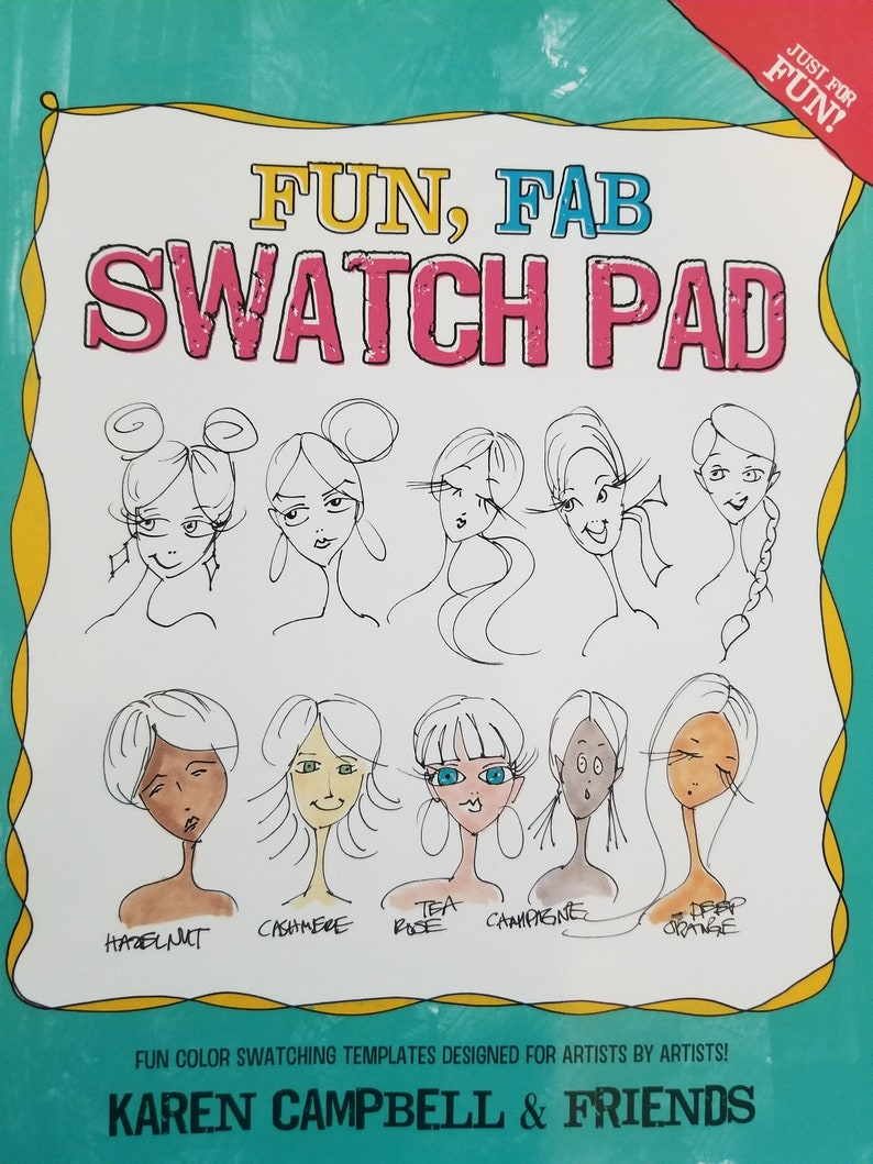 Fun Fab Swatch Pad image 0