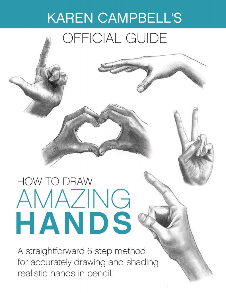 How to Draw AMAZING Hands image 0
