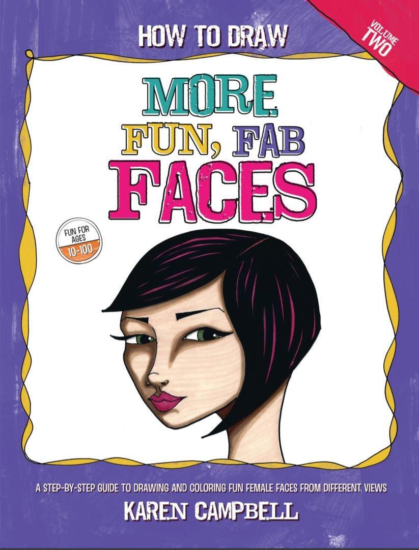Wie macht mehr Spaß Fab Gesichter zu zeichnen