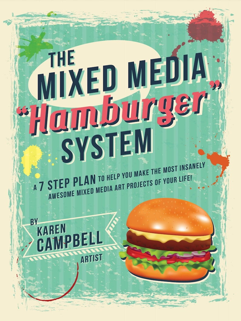 The Mixed Media Hamburger System image 0