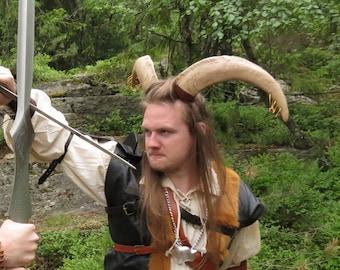 Wide Goat Horn Replicas