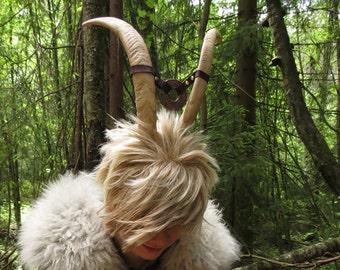 Goat Horn Replica