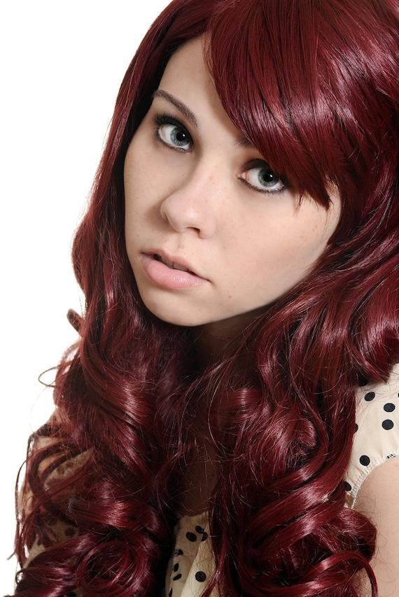 Burgundy Red Henna Hair Dye Powder 100g 353 Oz 100 Etsy