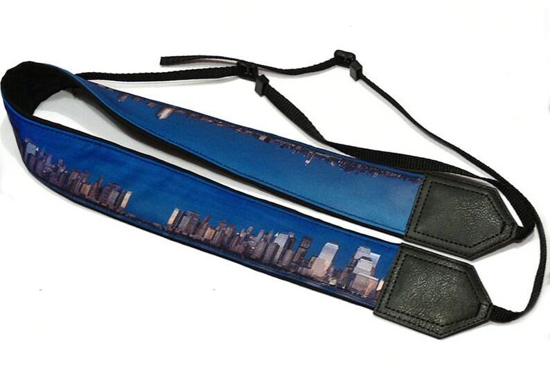 Urban camera strap. City. Town. Photography. DSLR / SLR Camera image 0
