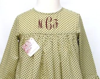 fall dresses for girls, Monogram Dress, Fall Dress, Girls Dress, Thanksgiving Dress, thanksgiving outfit, Toddler Clothing, Toddler Dress