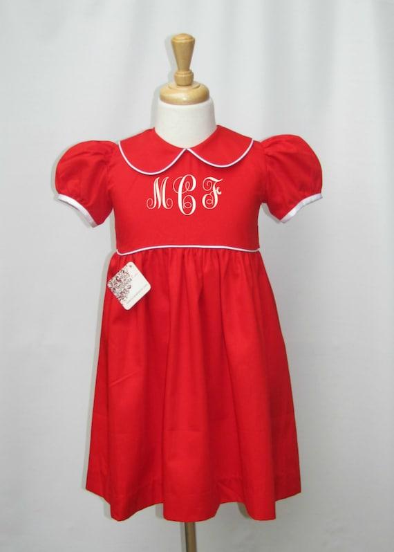 image 0 - Red Christmas Dresses