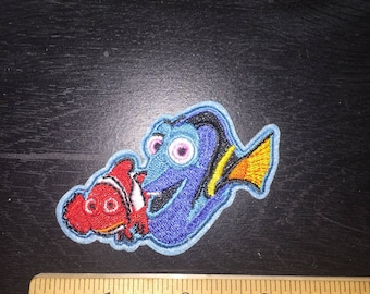 Ready to ship: finding Dory patch