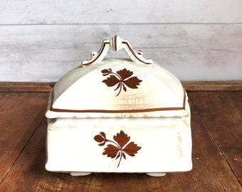 Ironstone Soap Box