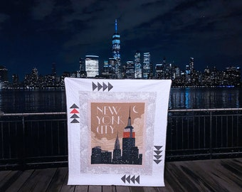 NYC PDF Quilt Pattern