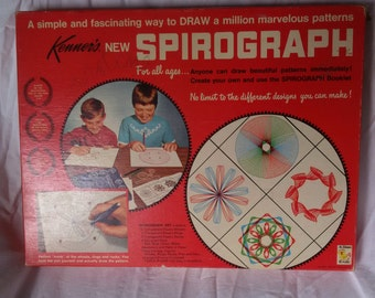 Spirograph by Kenner 1967
