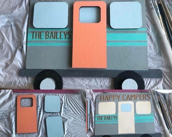 Happy Campers Craft Kit - Paint it Yourself