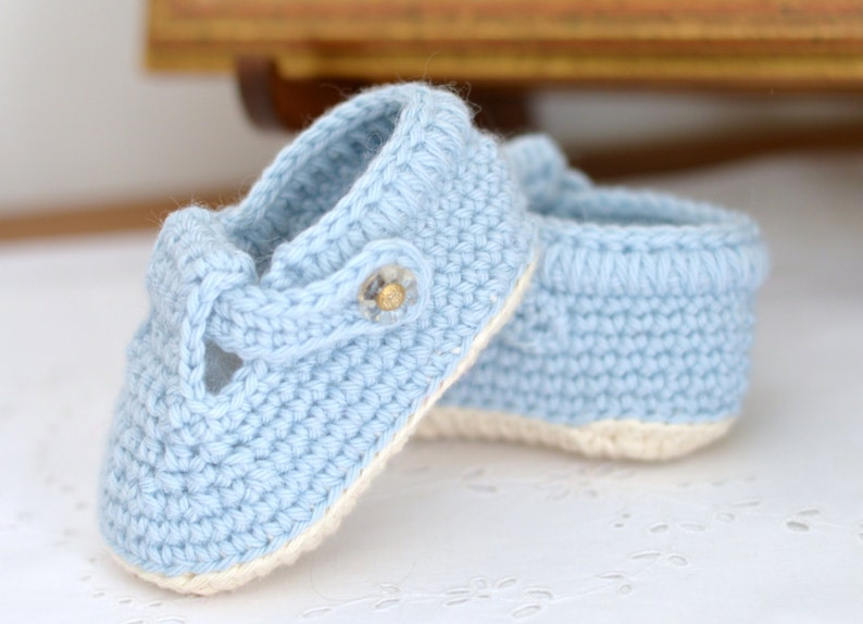 82bc8b2eba5e2 CROCHET PATTERN Baby Shoes T-Bar Baby Booties crochet Pattern shoes for  Boys and Baby Girls Booties Digital file Instant Download