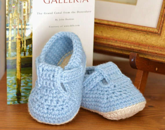 Crochet Pattern Baby Shoes T Bar Baby Sandals For Baby Boy Etsy