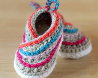 CROCHET PATTERN  Baby Kimono Shoes Baby Booties Crochet Pattern for Baby Slippers Easy Crochet Pattern Baby Booties Digital File