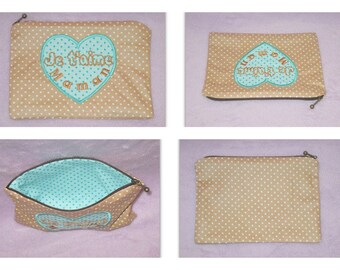 pouch bag gift MOM