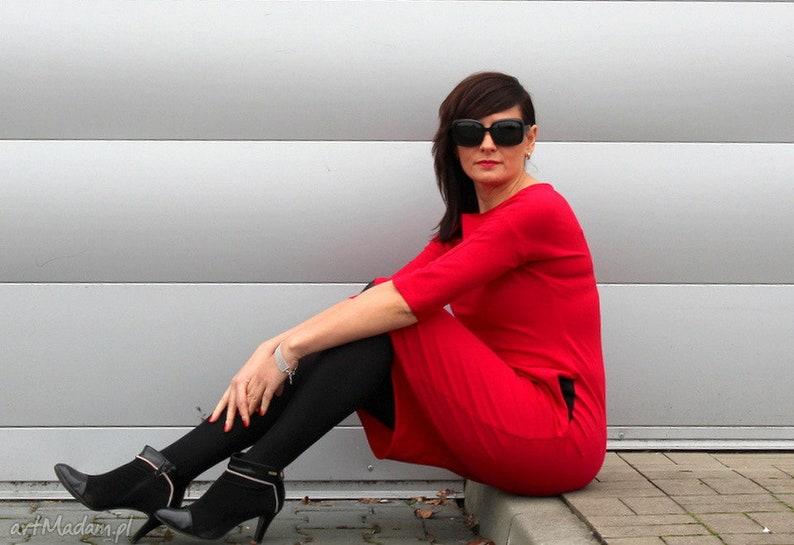 eecd03a9c9380f Ołówkowa sukienkasukienka dresowa sukienka sportowa | Etsy