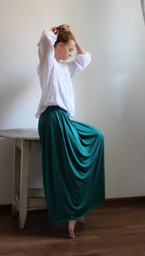 Maxi skirt, summer skirt, womens skirt, light skirt, hippie skirt, boho style, floor lenght skirt, plus size, all sizes, colours