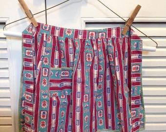 Vintage child's apron