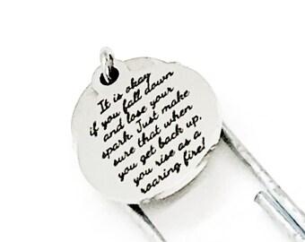 Positive Mindset Acceptance Gift Encouragement Gift Positivity Gift Mindset Gift It Is What It Is Bookmark Reader Gift