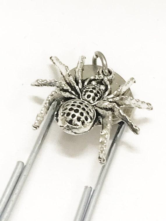 Spider Gifts, Spider Bookmark, Spider Lover, Spider Gag Gift, Reader Gifts, Planner Bookmark, Planner Accessories, Fun Girlfriend Gifts