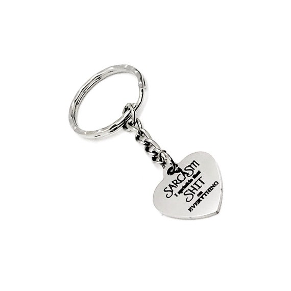 Sarcasm Quote, Sarcasm I Sprinkle That On Everything, Funny Quote, Funny Gift, Sarcastic Friend Gift, Gift For Her, Best Friend Gift