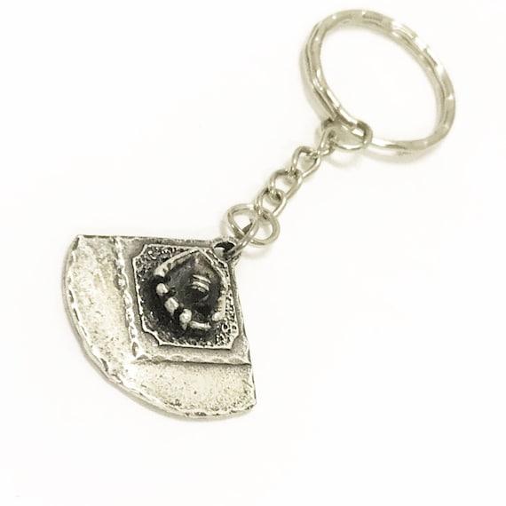Baseball Diamond Keychain, Baseball Player Gift, Baseball Team Gifts, Baseball Coach Gifts, Softball Player Keychain, Softball Player Gift