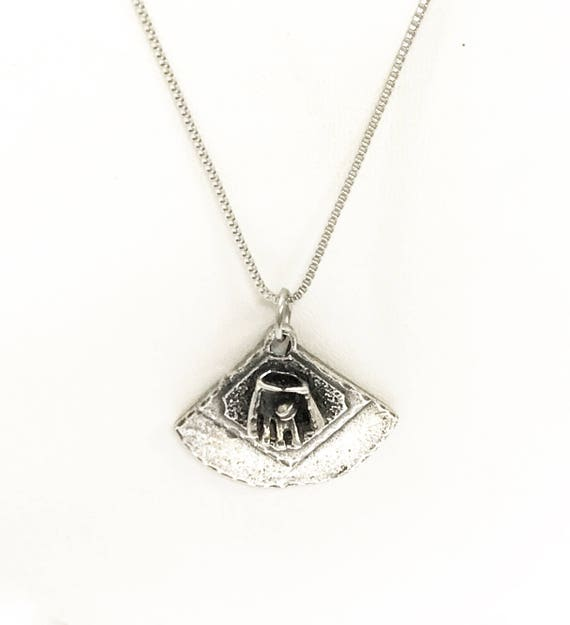 Baseball Diamond Necklace, Stainless Steel Chain, Gift For Him,  Baseball Player Gift, Softball Diamond Necklace, Baseball Coach Gift