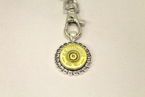 20 Gauge Shotgun Shell Keychain, Graduation Gift,  New Car Gift, Gift For Her, Shooting Sports Keychain Gift, Skeet Gift,  Skeet Shooter